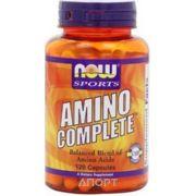 Фото Now Amino Complete 120 caps