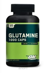Фото Optimum Nutrition Glutamine 1000 120 caps