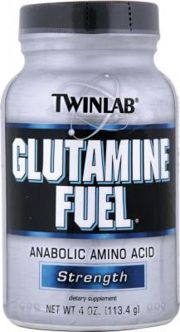 Фото Twinlab Glutamine Fuel Powder 120g