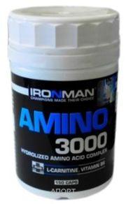 Фото Ironman Amino 3000 150 caps