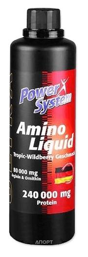 Фото Power System Amino Liquid 500ml