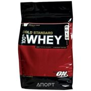 Фото Optimum Nutrition 100% Whey Gold Standard 4545 g (146 servings)