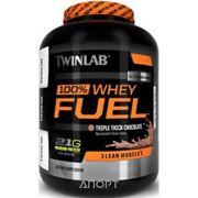 Фото Twinlab 100% Whey Protein Fuel 2268 g