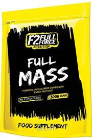 Фото F2 Full Force Full Mass 2300 g (46 servings)