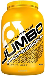 Фото Scitec Nutrition Jumbo Professional 1620 g (10 servings)
