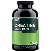 Фото Optimum Nutrition Creatine 2500 Caps 200 caps