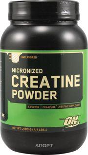 Фото Optimum Nutrition Micronized Creatine Powder 2000 g