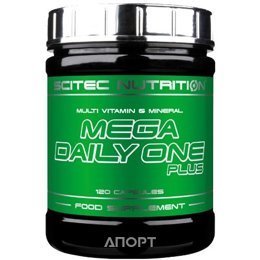 Scitec Nutrition Mega Daily One Plus 120 caps