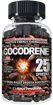 Фото Cloma Pharma Cocodrene 25 90 caps