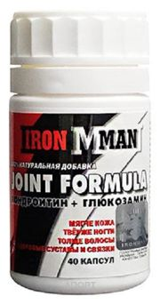 Фото Ironman Joint Formula 40 caps