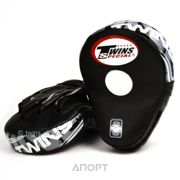 Фото TWINS Deluxe Curved Leather Focus Mitts PML-10