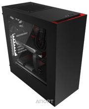 Фото NZXT S340 Black-Red