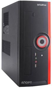 Фото Delux DLC-ML116 400W Black/red