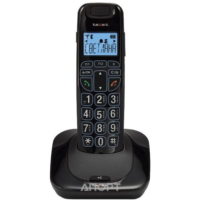 радиотелефон Texet Tx-d6955a инструкция - фото 5