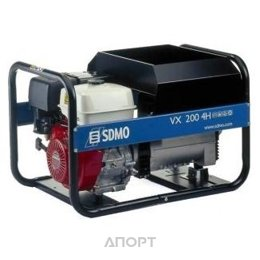 SDMO VX220/7,5H