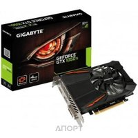 Фото Gigabyte GeForce GTX 1050 Ti D5 4Gb (GV-N105TD5-4GD)