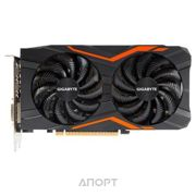 Фото Gigabyte GeForce GTX 1050 Ti G1 Gaming 4Gb (GV-N105TG1 GAMING-4GD)