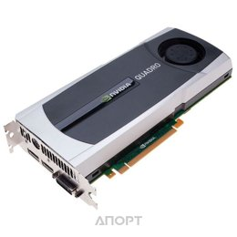PNY Quadro 5000 2560MB GDDR5 (VCQ5000-PB)