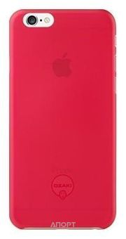 Фото Ozaki O!coat 0.3 Jelly Red for iPhone 6 (OC555RD)