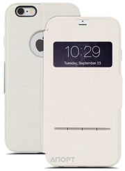 "Фото Moshi Sensecover Touch Sensitive Flip Case Sahara Beige for iPhone 6 4.7"" (99MO072101)"