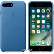 Фото Apple iPhone 7 Plus Leather Case - Sea Blue (MMYH2)