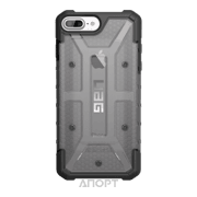 Фото Urban Armor Gear iPhone 7/6s Plus Ash Transparent (IPH7/6SPLS-L-AS)