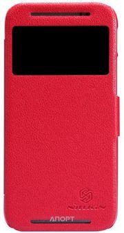 Фото Nillkin Fresh Series for HTC One M8 (Red)