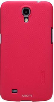 Фото Nillkin Super Frosted Shield for Samsung Galaxy Mega 6.3 I9200/I9205 (Red)