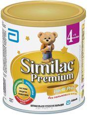 Фото Abbott Similac Premium 4 400 г