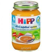 Фото Hipp Пюре Овощной крем-суп с индейкой с 6 мес. 190 г