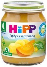 Фото Hipp Пюре Тыква с картофелем, с 5 мес. 125 г