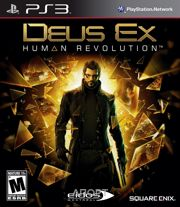 Фото Deus Ex Human Revolution (PS3)