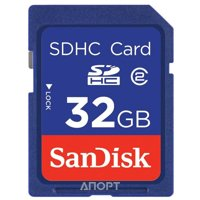 Фото SanDisk SDHC 32Gb