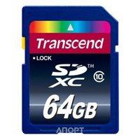 Фото Transcend TS64GSDXC10