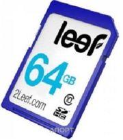 Фото Leef SDXC Class 10 64Gb