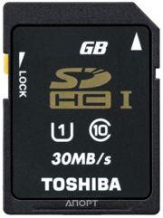Фото Toshiba SD-T008UHS1(BL5)