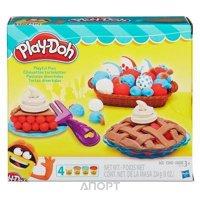 Фото Hasbro Play-Doh Ягодные тарталетки (B3398)