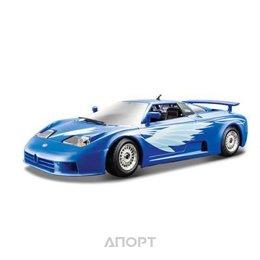 Bburago Bugatti EB 110 Blue (18-22025)