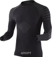 Фото X-Bionic Invent Shirt Long Sleeves Round Neck Men (I20270)