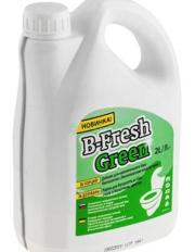 Фото Биожидкость B-Fresh Green, 2 л Характеристики това