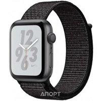 bf12239a (MU7G2) · Умные часы, браслет спортивный Apple Watch Nike+ Series 4 GPS  40mm Gray Alum. w